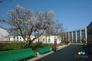 Санаторий Полтава-Крым - фото 24