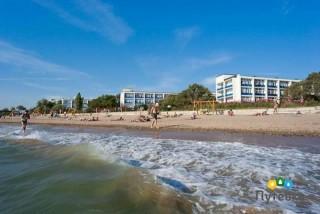 Санаторий Полтава-Крым - фото 38