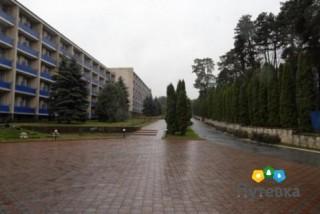 Санаторий Хмельник (профсоюзный) - фото 5