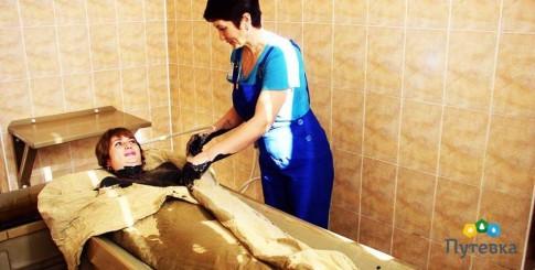 Санаторий Пирогова (Саки) - фото 12