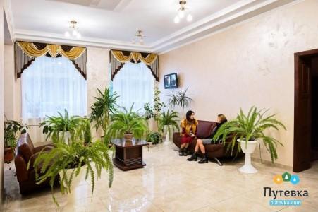 Санаторий Хрустальный дворец, фото 18