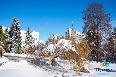 Санаторий Хрустальный дворец, фото 13