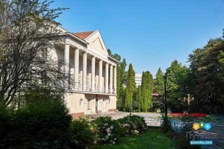 Санаторий Хрустальный дворец, фото 8