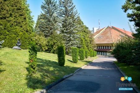 Санаторий Хрустальный дворец, фото 10
