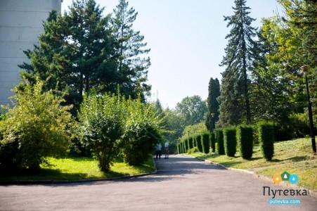 Санаторий Хрустальный дворец, фото 11