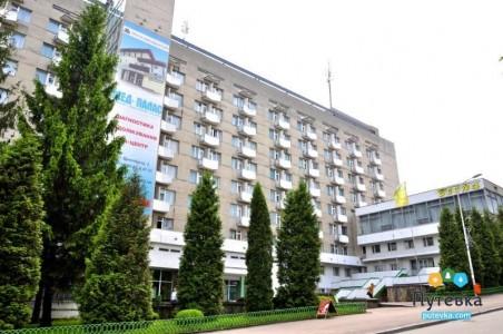 Отель Весна, фото 1