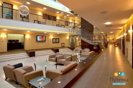 Отель Весна, фото 15