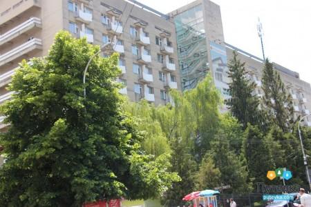 Отель Весна, фото 4