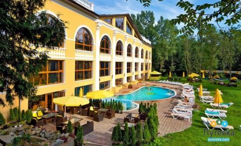 Санаторий Женева СПА (Royal Hotels and SPA Resorts), фото 4