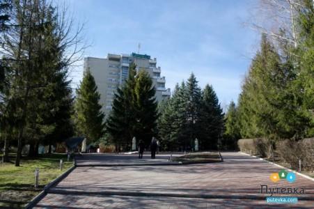 Санаторий Молдова, фото 3