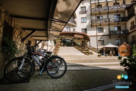 Лечебно-оздоровительный комплекс Шале Грааль, фото 16