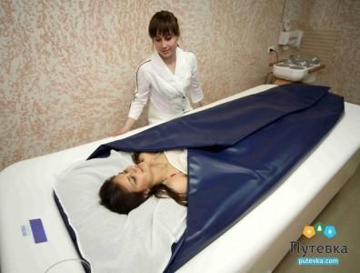 Лечебно-оздоровительный комплекс Шале Грааль, фото 30
