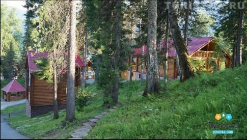 Турбаза Горное озеро, фото 9