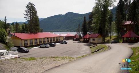 Турбаза Горное озеро, фото 3
