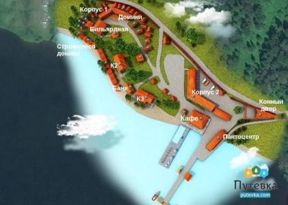 Турбаза Горное озеро, фото 8