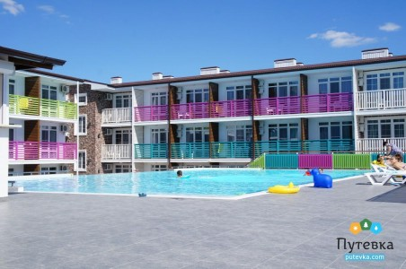 Отель Sea Breeze Resort (Си Бриз), фото 5