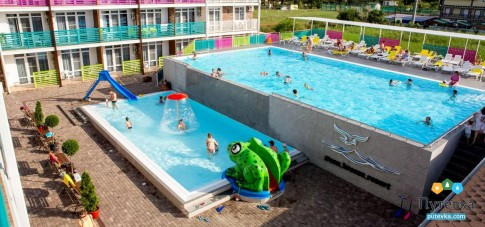 Отель Sea Breeze Resort (Си Бриз), фото 7