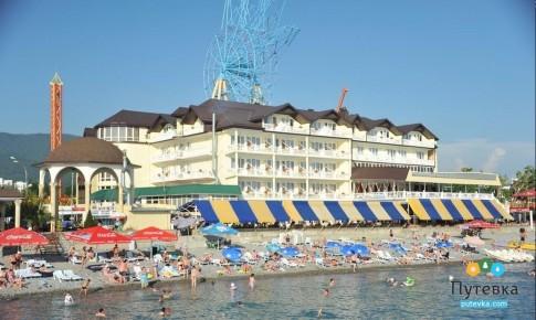 лазаревское отдых 2017 гостиница эллада для изготовления термобелья