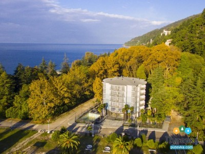 sunrise garden hotel гагра