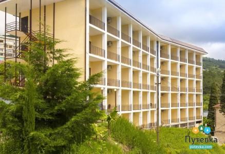 отель багрипш абхазия
