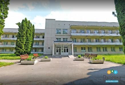 Санаторий Хмельник (Военный ЦВКС), фото 1