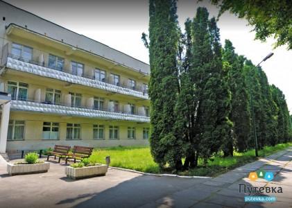 Санаторий Хмельник (Военный ЦВКС), фото 2