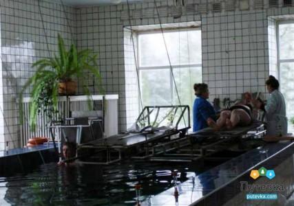 Санаторий Хмельник (Военный ЦВКС), фото 21