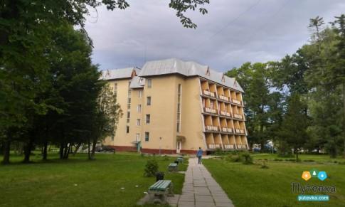 Санаторий Перлина Прикарпаття, фото 7