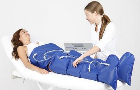 Прессотерапия (аппаратный лимфодренажный массаж, компрессионный массаж, пневмомассаж) , фото 3