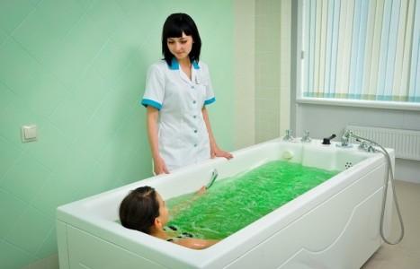 Ванны радоновые, фото 1
